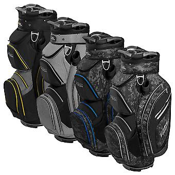Powakaddy 2021 Premium-Tech 14 Way Easy Lift Cooler Pocket Golf Cart Bag