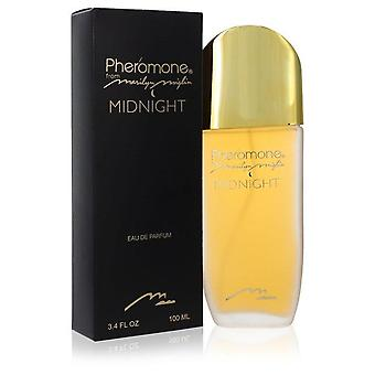 Pheromone Midnight Eau De Parfum Spray By Marilyn Miglin 3.4 oz Eau De Parfum Spray