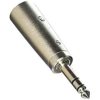 Pig hog paxmtm1 xlr(m)-trs(m) adapter