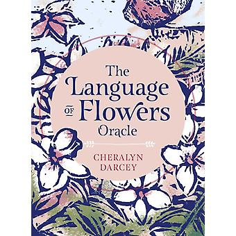 The Language of Flowers Oracle by Cheralyn Darcey