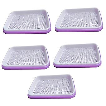 Plant seed trays gardening cell multipliers, ecological seedling trays, indoor and outdoor fruit and vegetable pots
