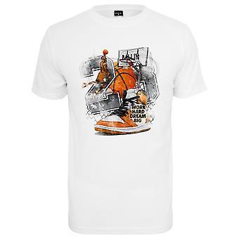 Mister Tee Graphic Shirt - VINTAGE BALLIN wit