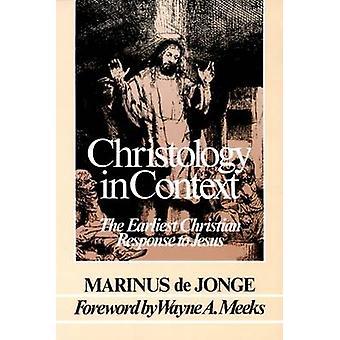 Christology i sammenheng - Den tidligste kristne responsen på Jesus av M