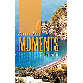 Moments by Steven Wong - 9781466931855 Book