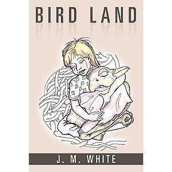 Bird Land door J M White