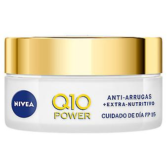 Nivea Q10+ Anti-Rides Power+Extra Nutritive Spf15 50 ml