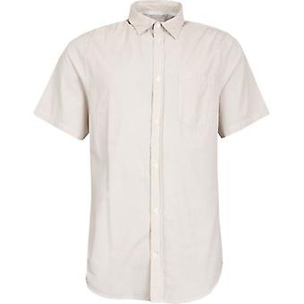 Norse Projects Osvald Micro Texture Short Sleeved Shirt