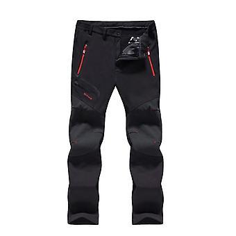Ski Suit, Men Waterproof Thermal Snowboard Fleece Jacket+pants