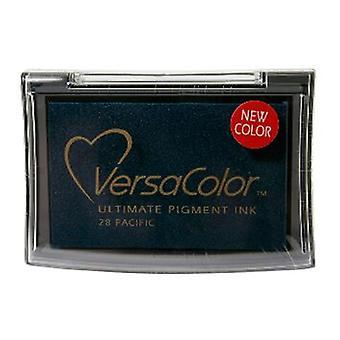 Tsukineko Versacolor Pigment Bläckkuddar - Stilla havet