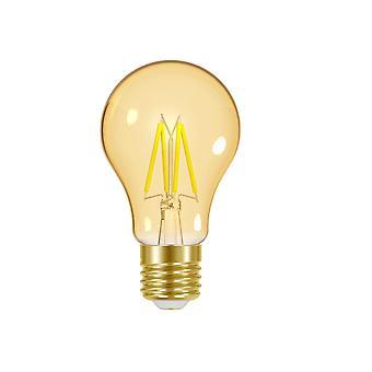 Energizer 4.2W E27 GLS Filament LED Bulb ES Energy Saver Antique Vintage Gold