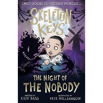 Skeleton Keys The Night of the Nobody 4 Skeleton Keys 4