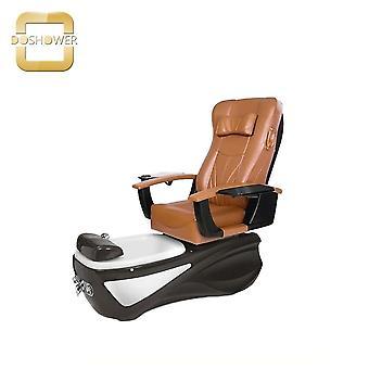 Brak hydrauliki Elektryczne Piękno Pedicure Używane Krzesło Spa Whirlpool