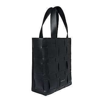 REPLAY FW3105، حقيبة مقبض المرأة، 098 أسود، يونيك
