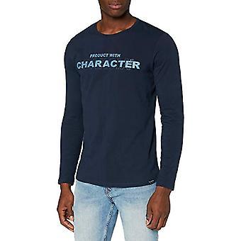 Garcia T01213 T-Shirt, Dark Moon, M Man