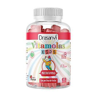 Vitamins Multivitamin Children 3 years 60 chewable tablets
