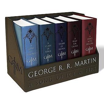 George R. R. Martins peli Thrones nahka 9781101965481