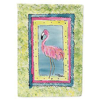 Caroline's Treasures 8107Gf Flamingo Flag, Piccolo, Multicolore