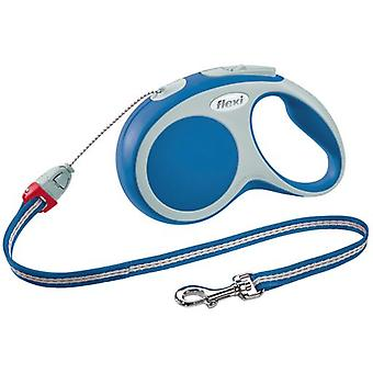 Flexi Correa Vario Cordón Azul (Perros , Collares, correas y arneses , Correas)