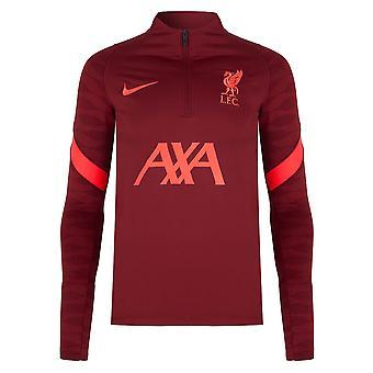 ليفربول 2021-2022 تدريب التدريب الأعلى (فريق أحمر) - أطفال