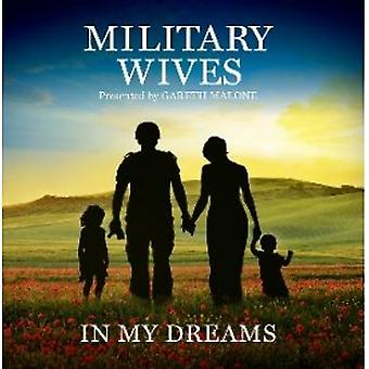Żony wojskowe - In My Dreams CD