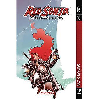 Red Sonja: Worlds Away: Volume 2