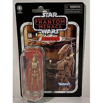 Star Wars Vintage E1 Battle Droid Kenner Hasbro F1886
