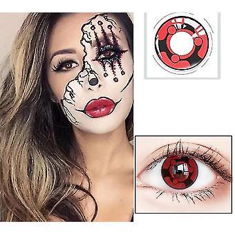 neu 1 1pair = 2pcs cosplay schöne große Pupille Linse für Auge Halloween Farbe Kontakt sm48059