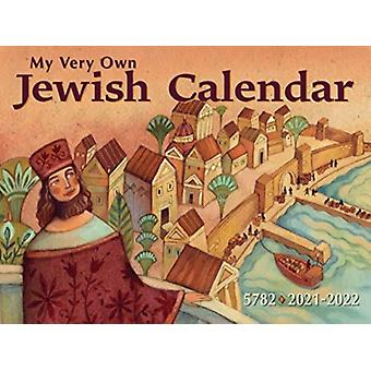 My Very Own Jewish Calendar 5782 by Tami LehmanWilzig