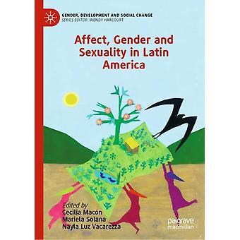 Påverka kön och sexualitet i Latinamerika av Cecilia Mac n & Edited av Mariela Solana & Redigerad av Nayla Luz Vacarezza