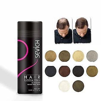 Hair Building Fiber Spray Pump Styling Color