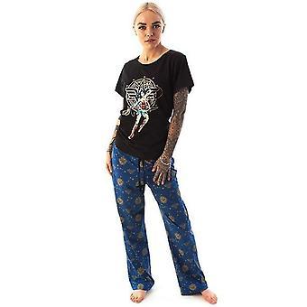 Wonder Woman Womens/Ladies Long Pyjama Set