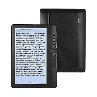 Ebook Reader voegt sets toe met hd-resolutievideo en mp3-muziekspeler