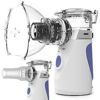 Mini Kannettava Matka Ladattava Ultraääni Inhalaattori Verkko Terveydenhuolto