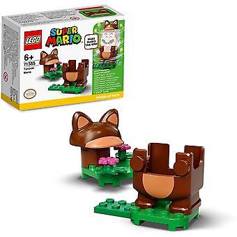 PACCHETTO power-up LEGO 71385 Super Mario Tanooki Mario