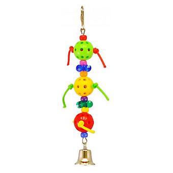 AE Cage Company Happy Beaks Tres Huevos Bird Toy - 1 count