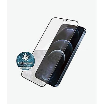 PanzerGlass 2712, Genomskinligt skärmskydd, Apple, iPhone 12 Pro Max, Antibakte
