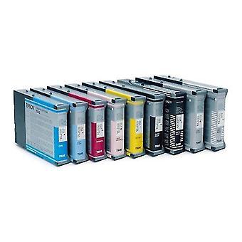 Toner inkjet cartridges c13t543200 t5432 ink cartridge cyan  110ml