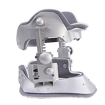 Adjustbale cervicale tractie apparaat huishoudelijke cervicale tractie ondersteuning cervicale kraag stretch vrij