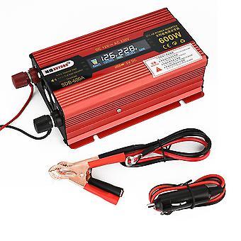 Xuyuan Car Inverter Dc 12v 50hz Red Power Inverter With Display Screen