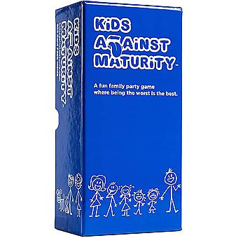 Children Against Maturity: Card Games For Children And Families, Super Fun And Lively Family Party Game Night