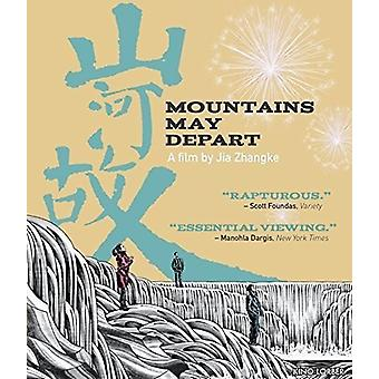 Mountains May Depart [Blu-ray] USA import
