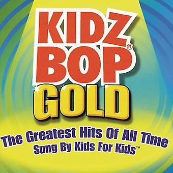 Kidz Bop Kids - Kidz Bop Gold [CD] USA import