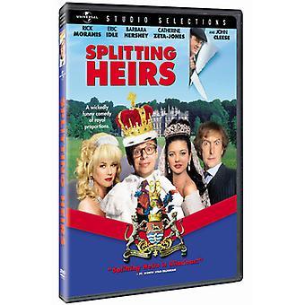 Aufteilung der Erben [DVD] USA import