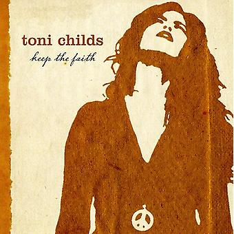 Toni Childs - Keep the Faith [CD] USA import