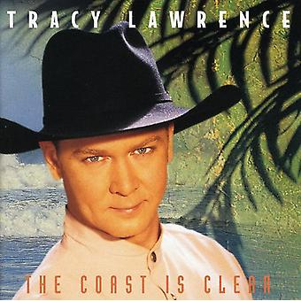 Tracy Lawrence - Coast Is Clear [CD] USA import
