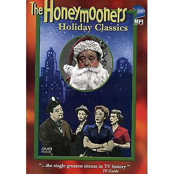 Honeymooners: Holiday Classics [DVD] USA import