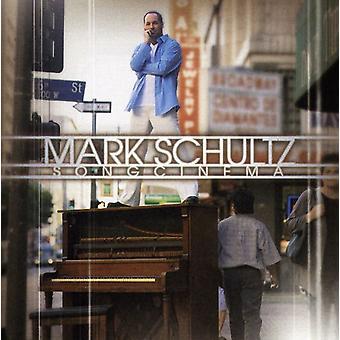 Mark Schultz - Song Cinema [CD] USA import