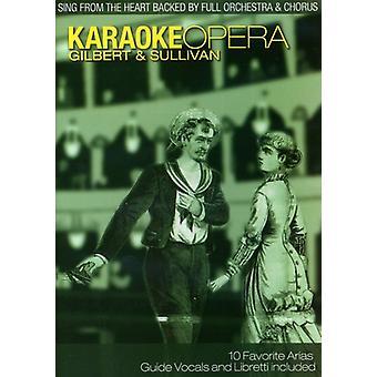 Karaoke Opera - Karaoke Opera: Vol. 3-Gilbert & Sullivan [DVD] USA import