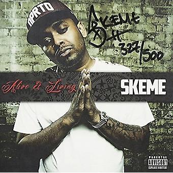 Skeme - Alive & Living [CD] USA import