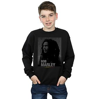 Bob Marley Boys Roots Rock Reggae Sweatshirt